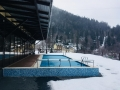 Открытый бассейн на крыше