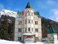 Отель Арючат Домбай