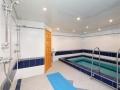 Сауна, крытый бассейн