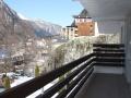 Вид с балконов номеров