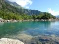 1-е Бадуксое  озеро