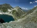 Муруджинские озера, черное озеро