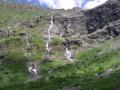 Чучхурские водопады