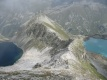 Муруджинские озера, черное и голубое