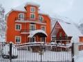 Отель Каприз Домбай, официальный сайт
