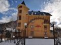 Отель Меридиан Домбай, основной корпус