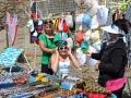 рынок Домбая летом