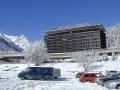 отель «Горные Вершины» (кафе «У камина»)