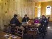 Домбай, кафе «У лягушатника»