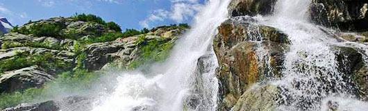Чухчурский водопад