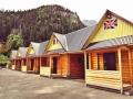 Коттеджи в стиле альпийских домиков