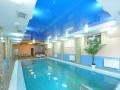 Крытый зимний бассейн