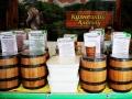 мед в Домбае