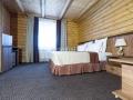«ДЕЛЮКС В СРУБЕ» 1-комнатный 2-местный