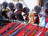 Сувениры в Домбае